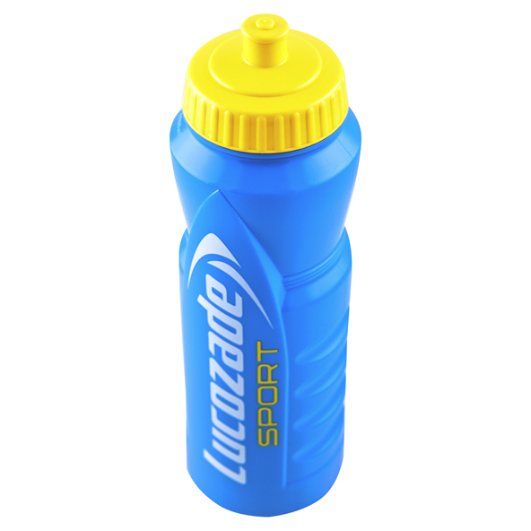 Lucozade 1 Litre Bottle Blue