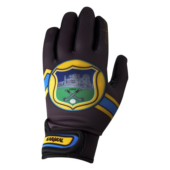 Karakal Tipperary GAA Kids' Gaelic Gloves, Blue