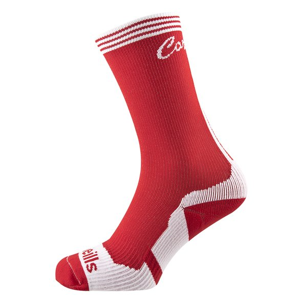 O'Neills Cork 2019 Home Midi Sock, Red