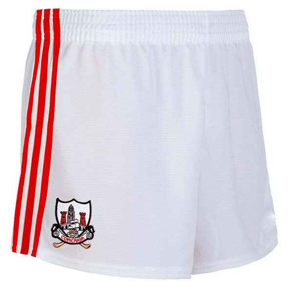 O'Neills Cork 2019 Kids' Home Short, White