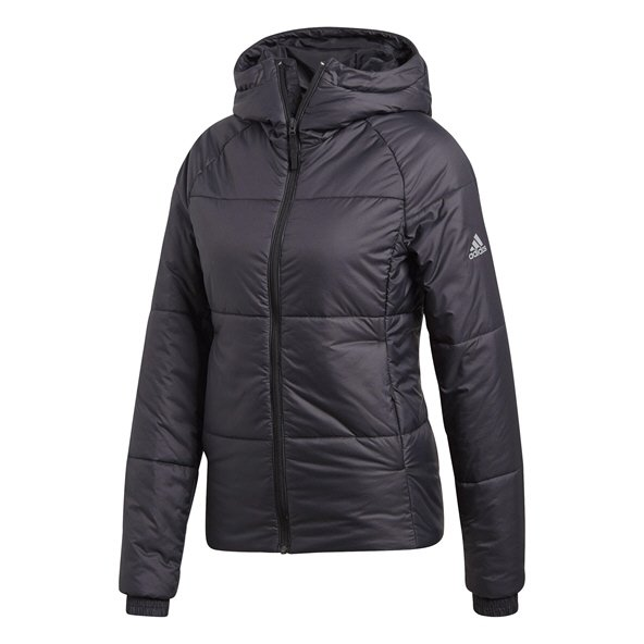 adidas BTS Women's Winter Jacket, Black