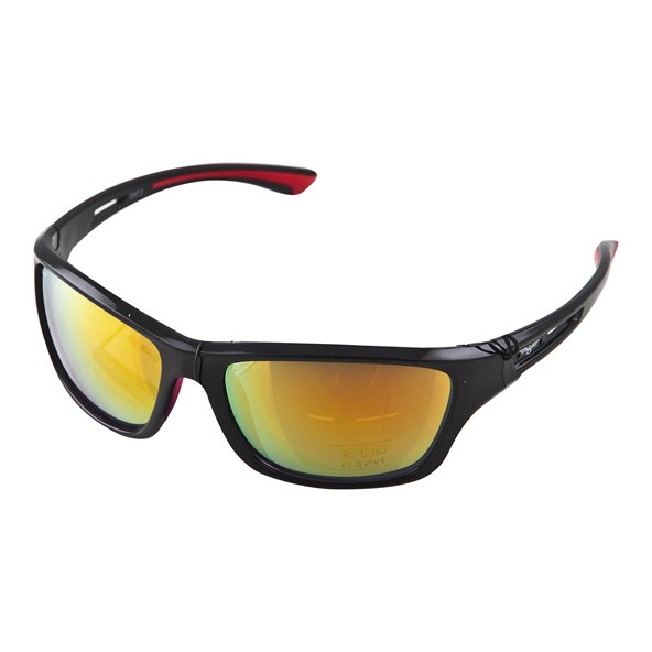 RB Sunglasses Mirrored Wrap