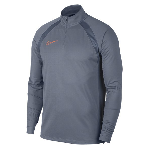 on sale 42734 59135 Nike Academy Drill Top, Blue