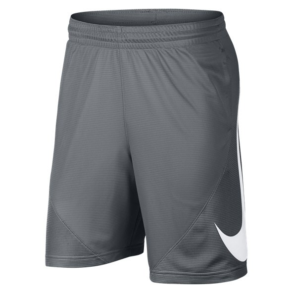 Nike Men's Basketball Short, Grey