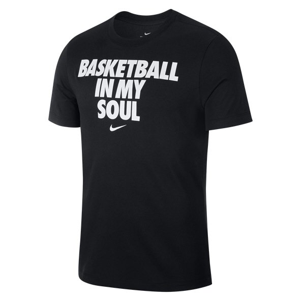 Nike Basketball Men's T-Shirt Black/Red