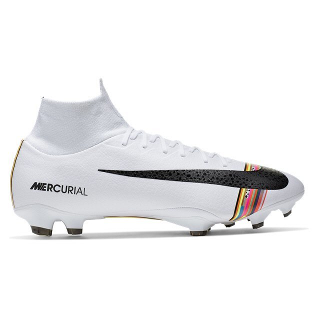 Nike Mercurial Superfly 6 Pro FG Football Boot, Platinum