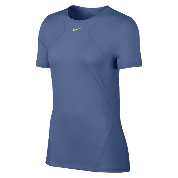 Nike All Over Mesh Wmns Top Indigo