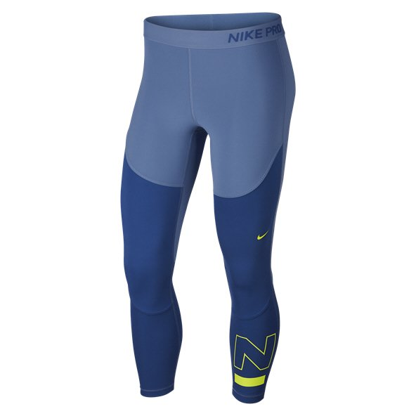 Nike Pro SRF Crops Women's Tight, Indigo