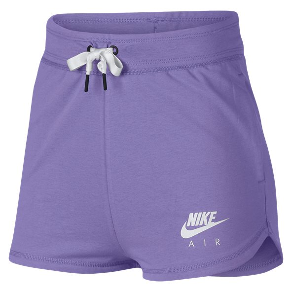 Nike NSW Air Women's Shorts Purple/White