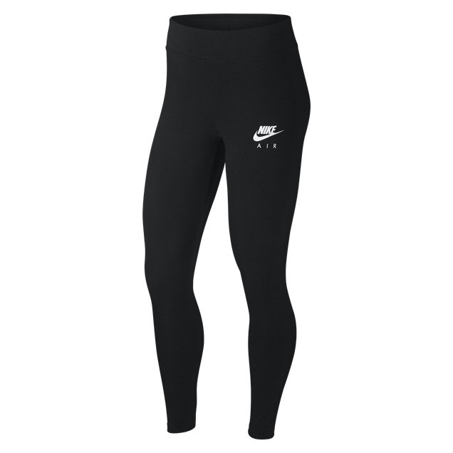 separation shoes d52ad 5eb21 Nike NSW Air Women s Leggings Black White  Nike NSW Air Women s Leggings  Black  ...