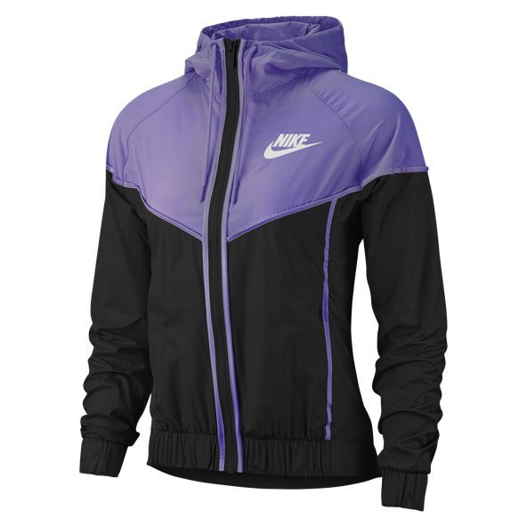 Nike NSW Windrunner Women's Jacket Black