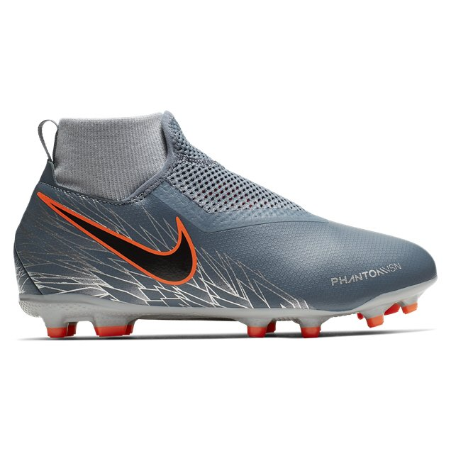 Nike Phantom VSN Academy DF FG Kids' Football Boot, Blue