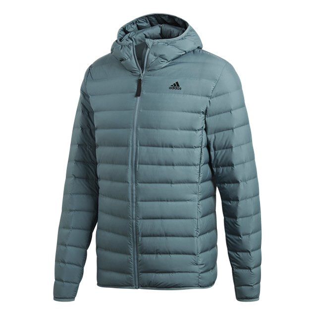 d32ae408 adidas Varilite Soft Mens Jacket Green.