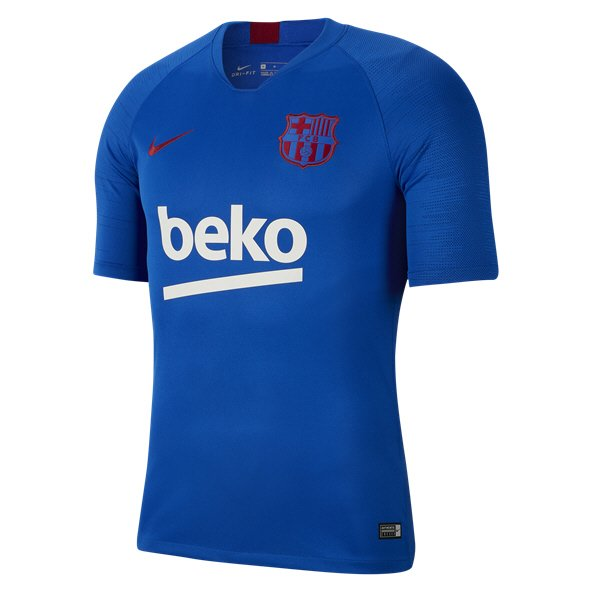 Nike FC Barcelona 2019/20 Strike T-Shirt, Blue