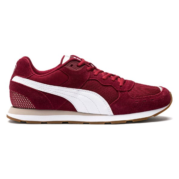 Puma Vista Men's Trainer, Burgundy
