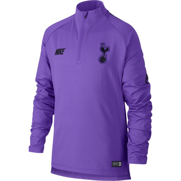 Nike Tottenham 2019 Kids' Squad Drill Top, Purple