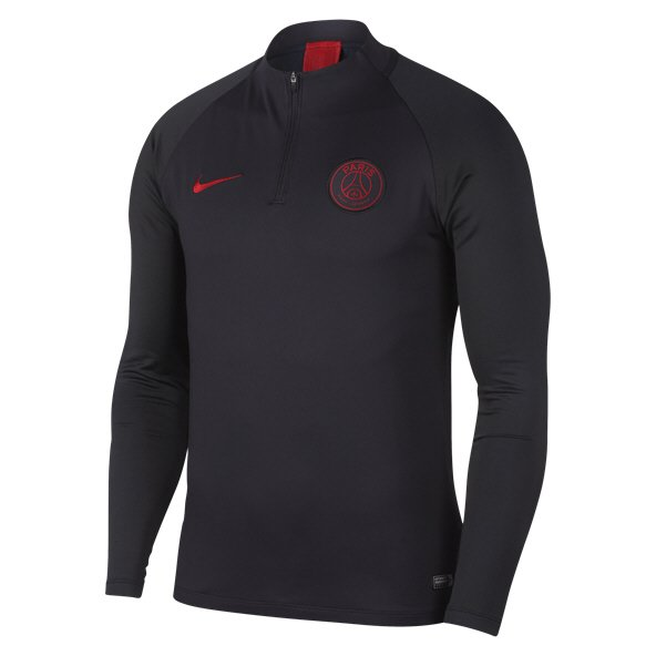 Nike PSG Dri-FIT Strike Drill Top, Grey