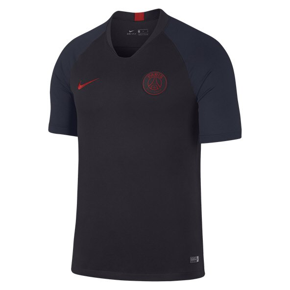 Nike PSG Breathe Strike T-Shirt, Grey