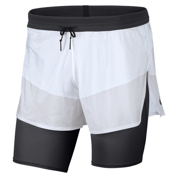 Nike Tech 2-in-1 Men's Short, White