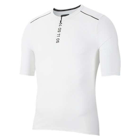 Nike Tech ½-Zip Men's Running Top White