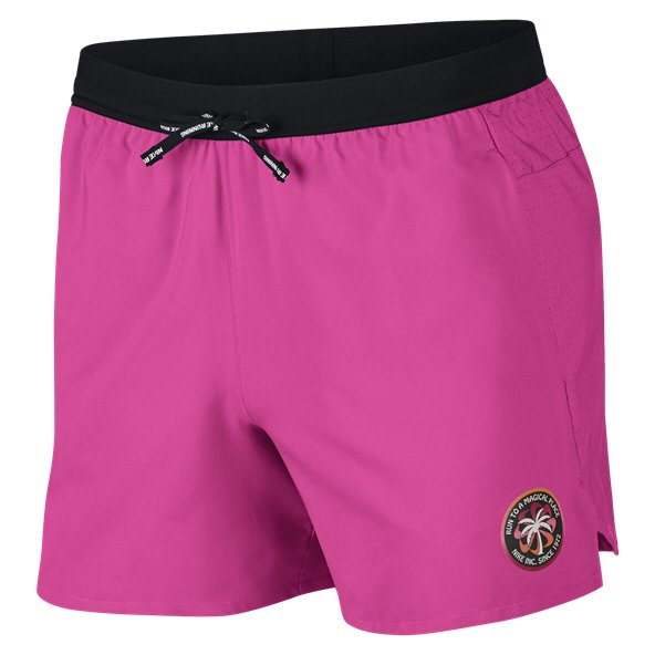 "Nike Flex Stride 5"" Men's Short, Fushsia"