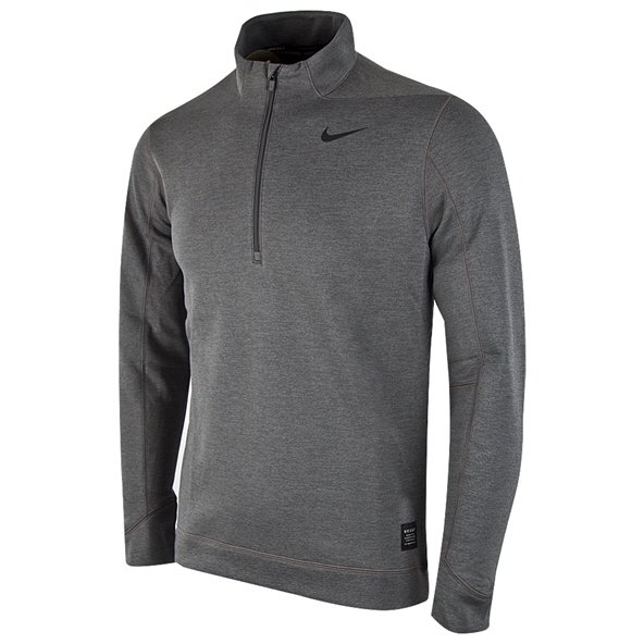 Nike Golf Thermal ½ Zip Top, Grey
