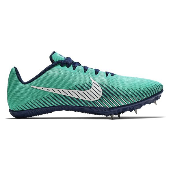Nike Zoom Rival M 9 Women's Running Spikes, Green
