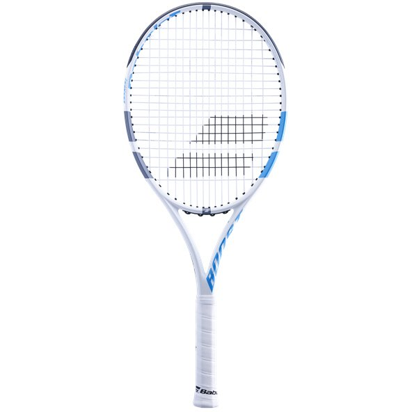 Babolat Boost Drive Tennis Racket, White