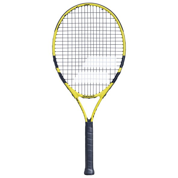 "Babolat Nadal Junior 25"" Tennis Racket, Yellow"