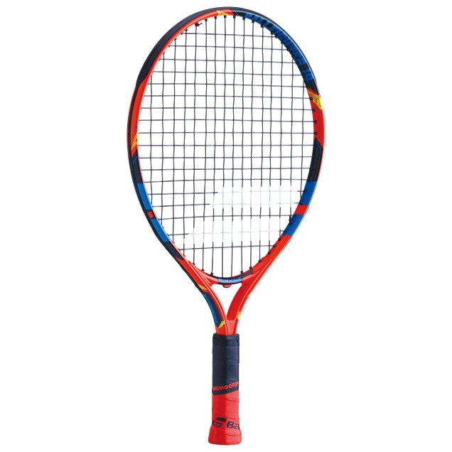 "Babolat Ballfighter 19"" Junior Tennis Racket, Red"