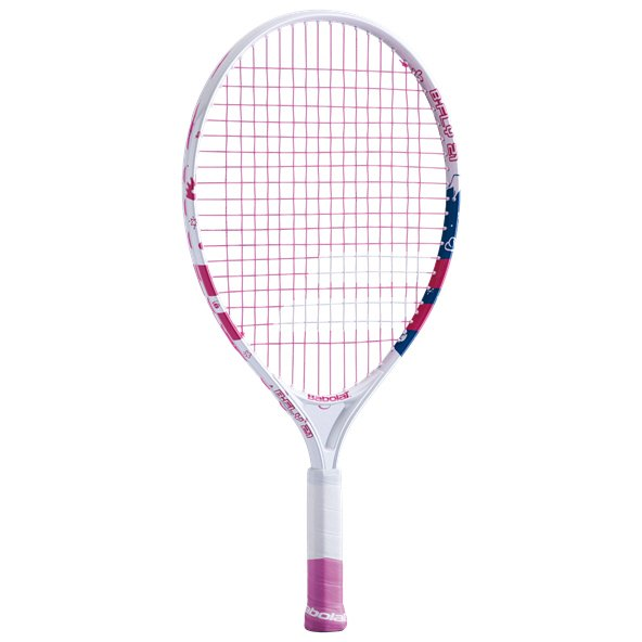 "Babolat B'Fly 21"" Junior Tennis Racket, Pink"