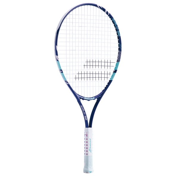 "Babolat B'Fly 25"" Junior Tennis Racket, Blue"