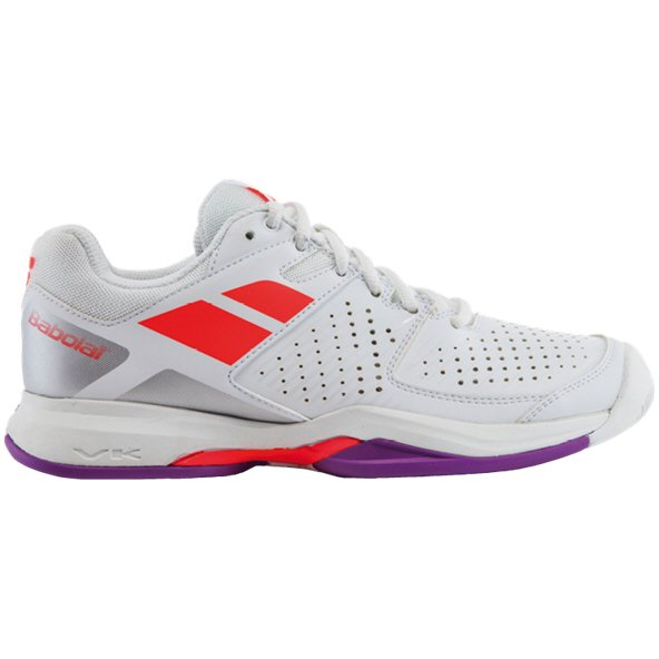 Babolat Pulsion All Court Women's Tennis Shoe, White