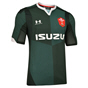 Under Armour® Wales 2019 Kids' Away Jersey, Green