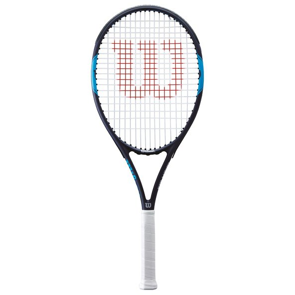Wilson Monfils Open 103 Tennis Racket, Black/Green