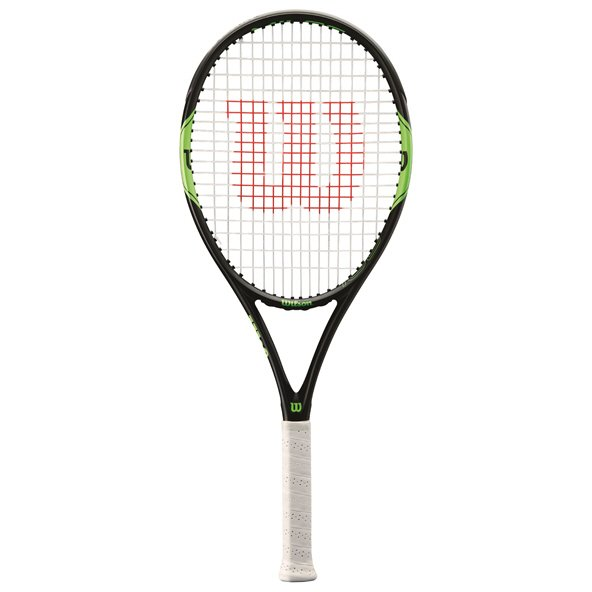 Wilson Monfils Open 105 Tennis Racket, Navy