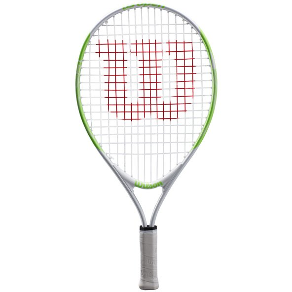 "Wilson US Open 19"" Junior Tennis Racket, Green"