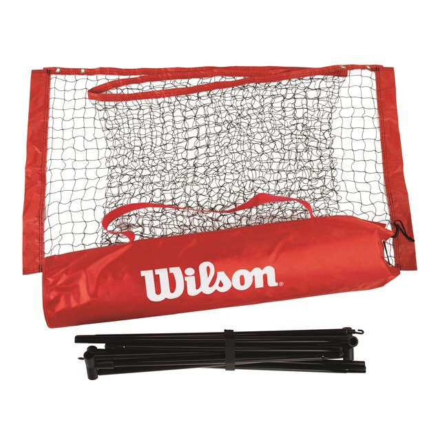 Wilson Starter EZ Net 3.2m, Black/Red