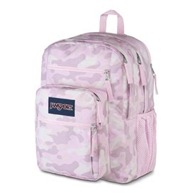 Jansport Big Student Backpack, Candy Camo
