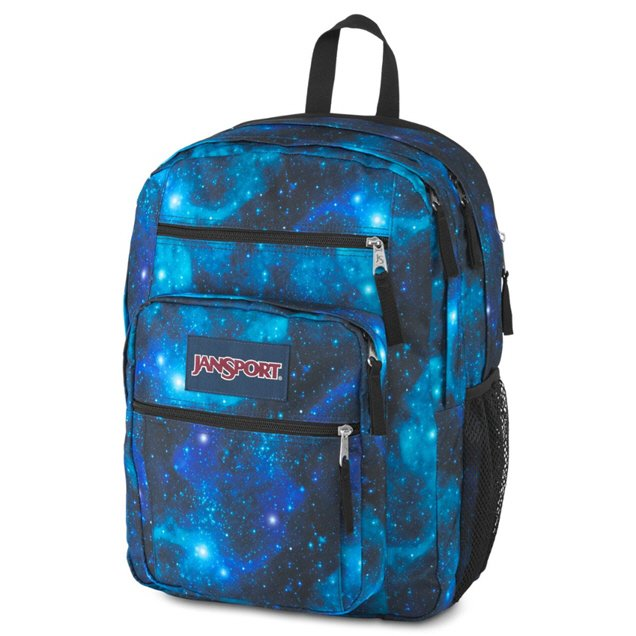 Jansport Big Student Backpack, Galaxy