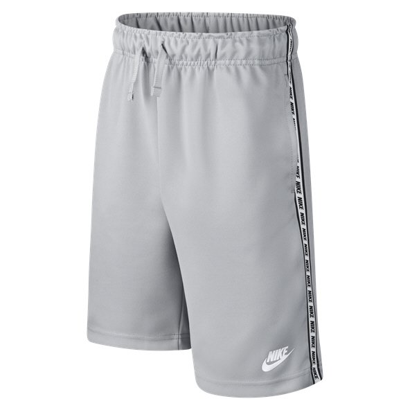 Nike Swoosh Repeat Poly Boys' Short, Grey