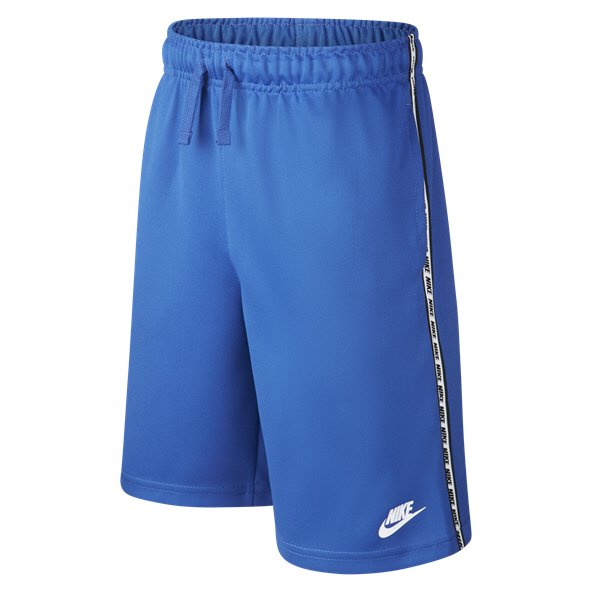 Nike Swoosh Repeat Poly Boys' Short, Blue