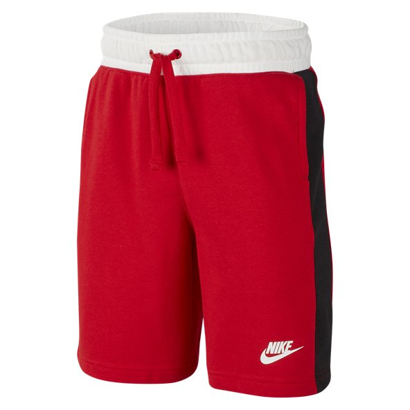 Nike Air Su19 Boys Shorts Red/White