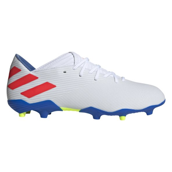 adidas NEMEZIZ MESSI 19.3 Firm Ground Football Boots White