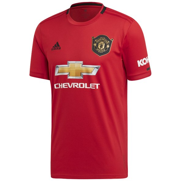 adidas Man United 2019/20 Home Jersey, Red
