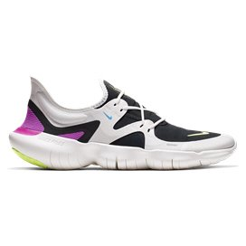 Nike Free RN 5.0 Men's Running Shoe, White