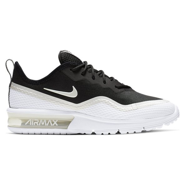 53af654d2d Nike Air Max Sequent 4.5 Women's Trainer Black/Platinum
