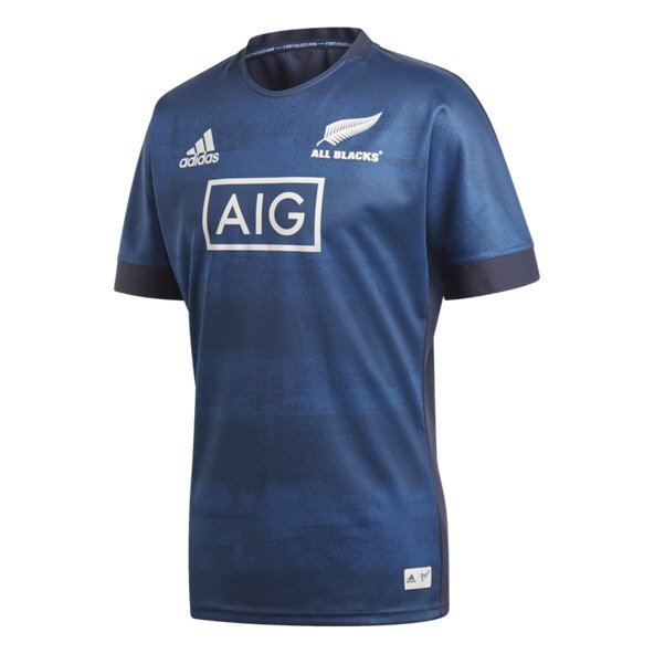 adidas All Black 2019 Parley Jersey, Black
