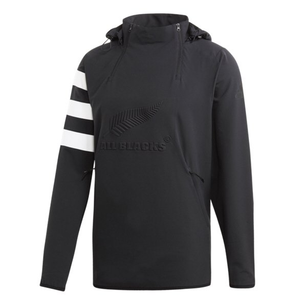 adidas All Blacks 2019 All Weather Jacket, Grey