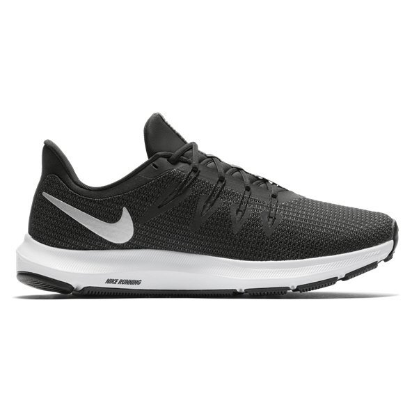 Nike Quest Women's Running Shoe Black/Metallic Silver